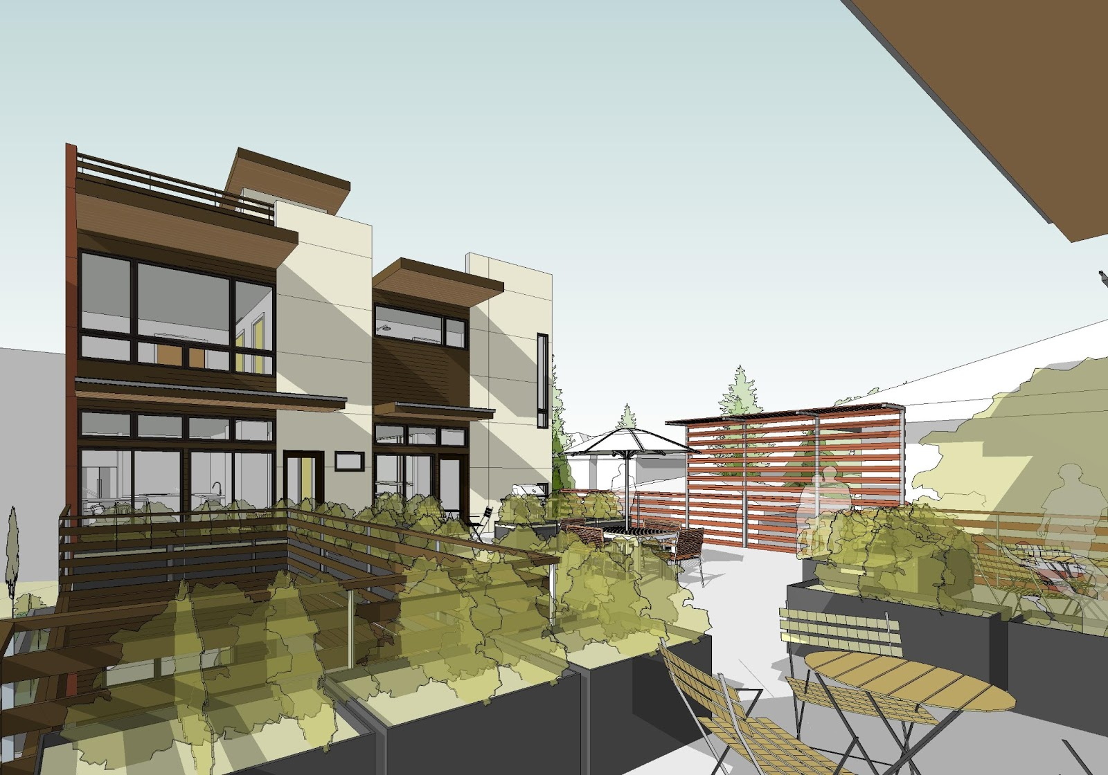 neiman taber architects: new townhouse projects at the seattle