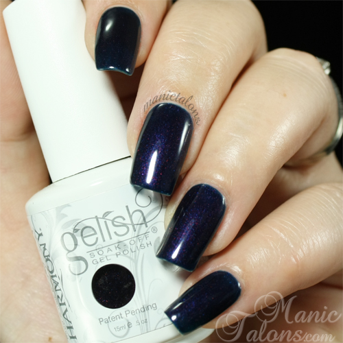 Gelish Deep Sea Swatch