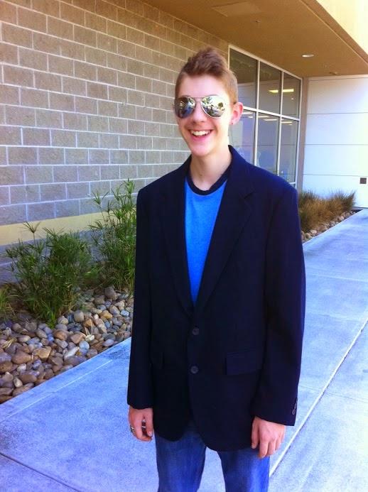 My Eighth Grader