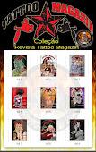 coleção tattoo magazine