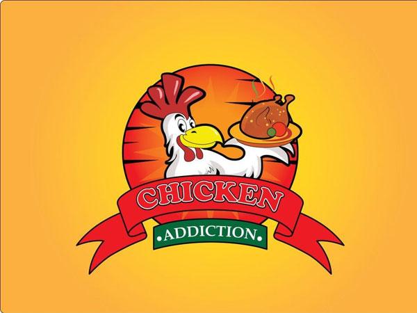 gambar kumpulan contoh logo usaha restoran khas ayam