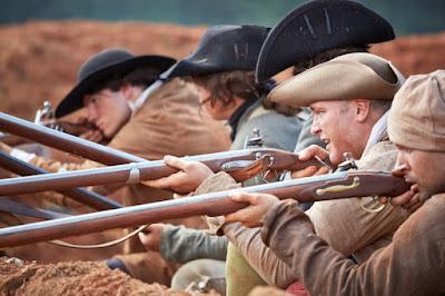 """Cena de """"A Revolução Americana"""" - Divulgação"""