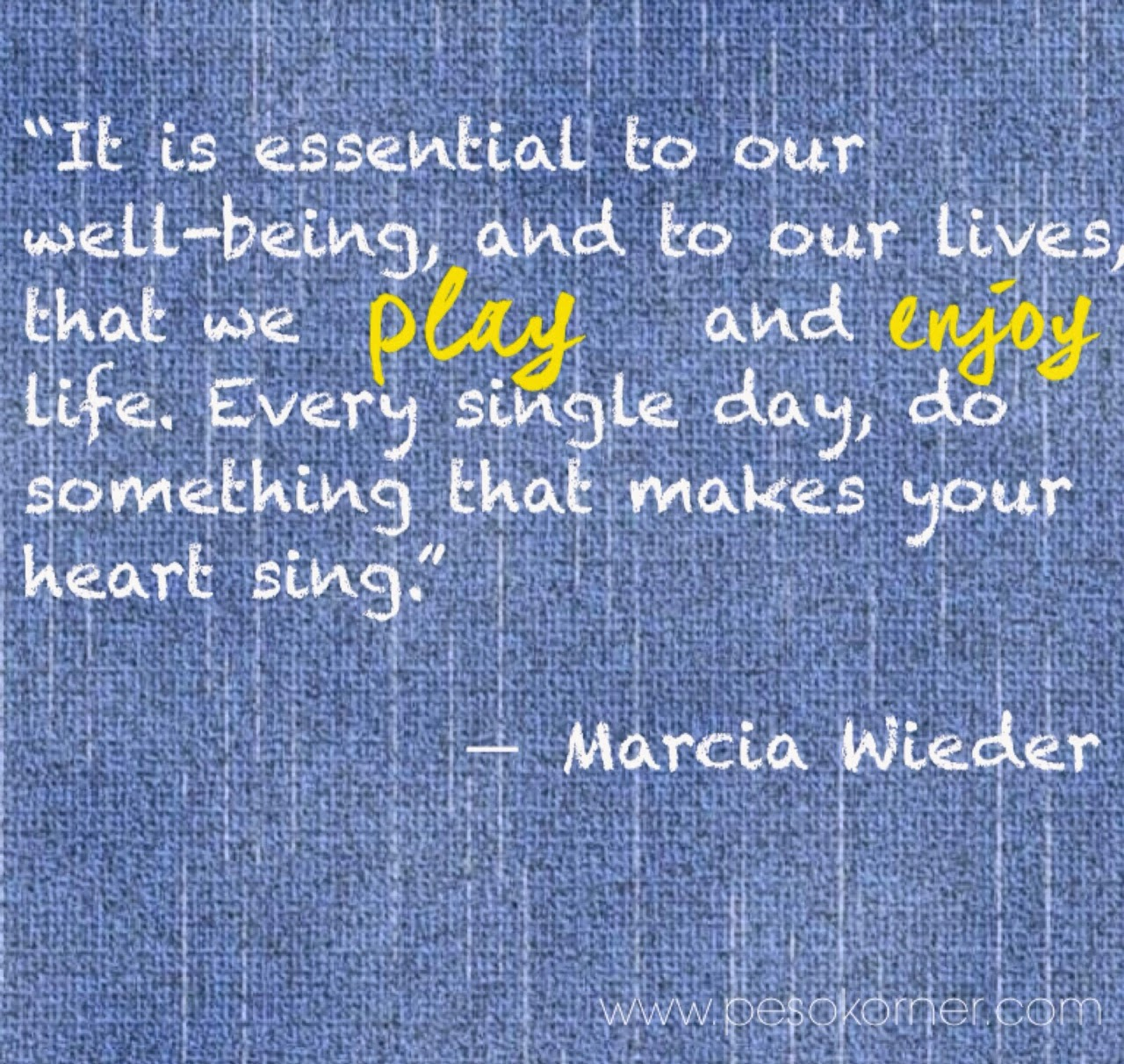 wellbeing quote