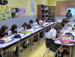 Primeros días Curso 2012-13