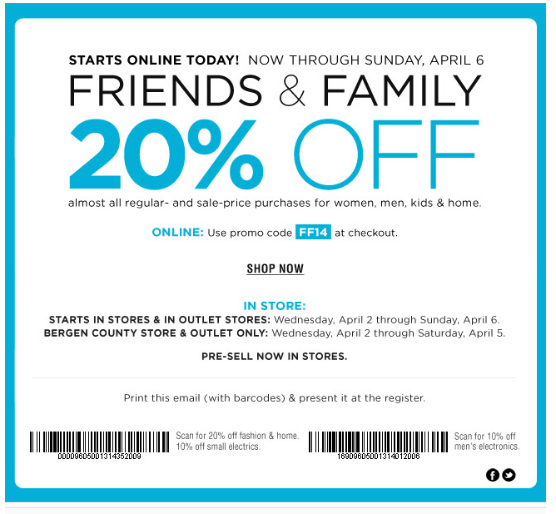 Nordstrom rack coupon code 20 off