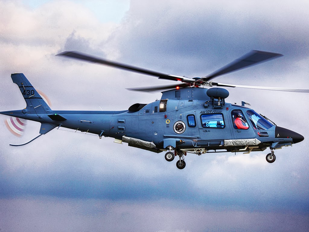 Naval Philippines  city photo : Philippine Navy Orders Two Additional AW109 Helicopters