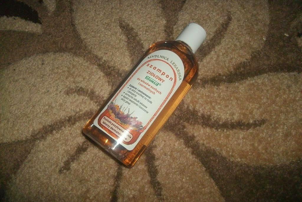 Fitomed szampon ziołowy do włosów suchych i normalnych