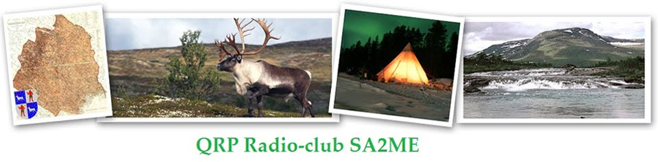 SA2ME QRP radio-group