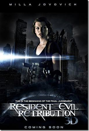 Resident Evil 5: Retribui��o Dublado