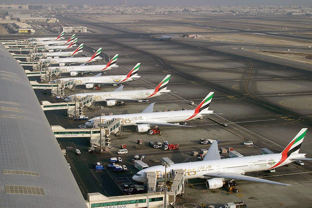 Dubai International Airport Jobs ( August )