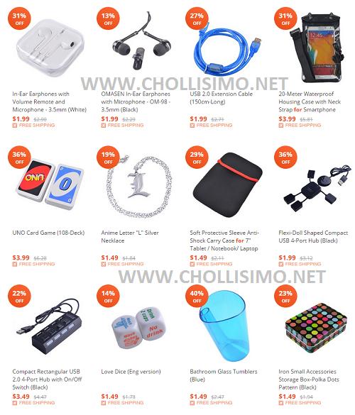CHOLLISIMO.NET oferta Superdeal