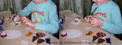 Елочные игрушки из бросового материала своими руками