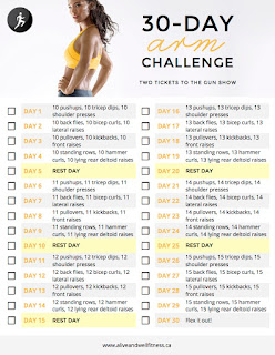 http://www.aliveandwellfitness.ca/30-day-arm-challenge/