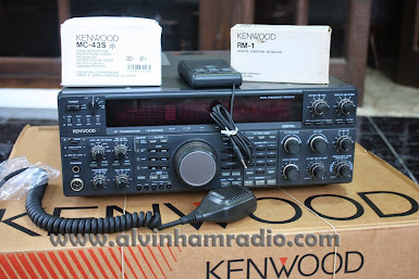 KENWOOD TS - 950SDX DIGITAL LIKE A NEW
