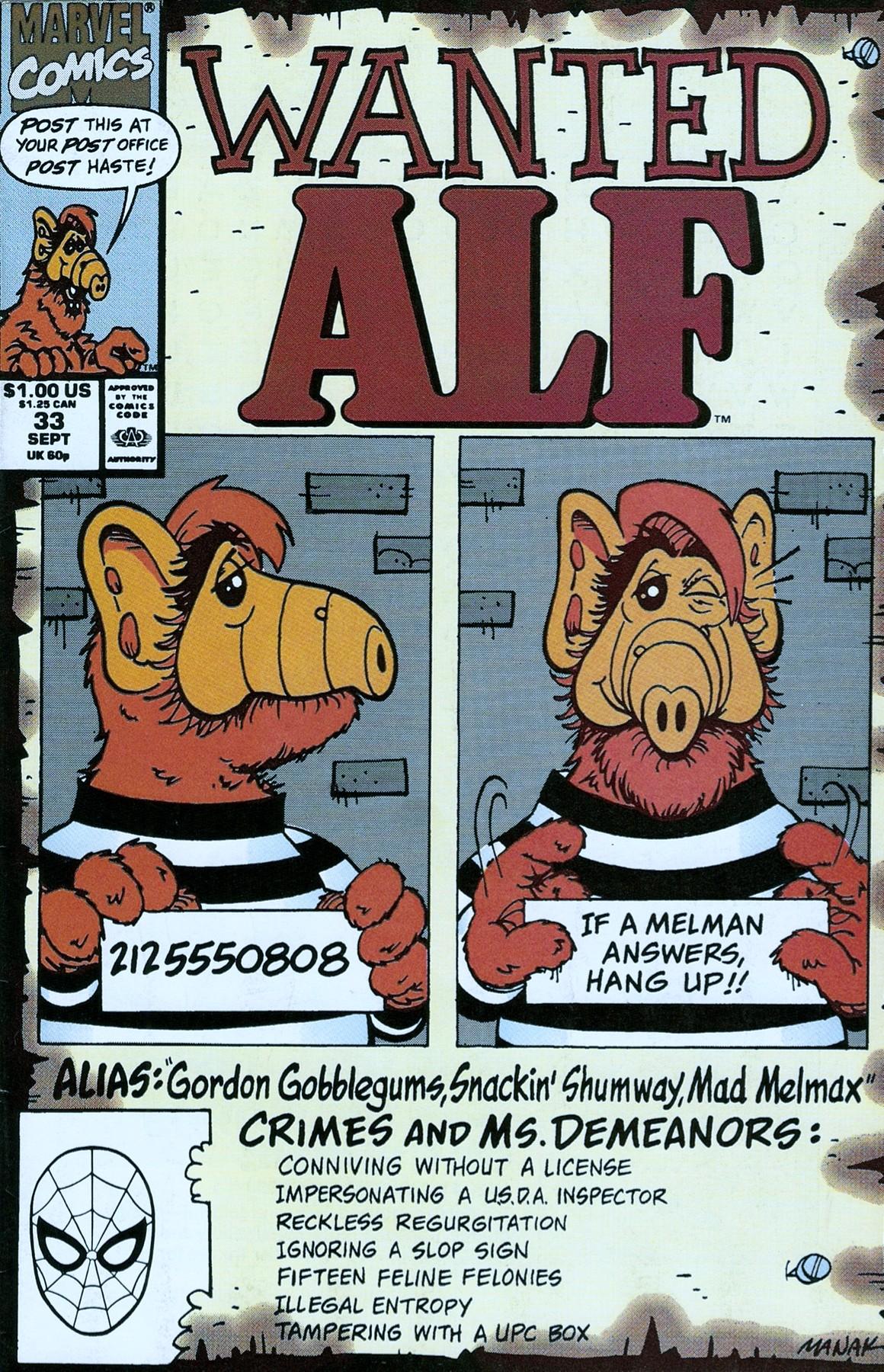 ALF 33 Page 1