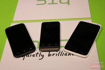 [MWC 2012] HTC anuncia linha One e todos virão ao Brasil