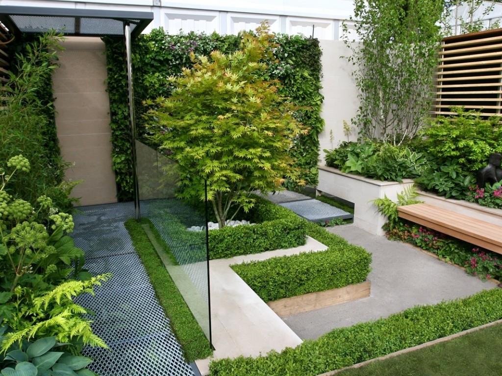 21 Desain Taman Minimalis Belakang Rumah Tabloid Rumah Idaman