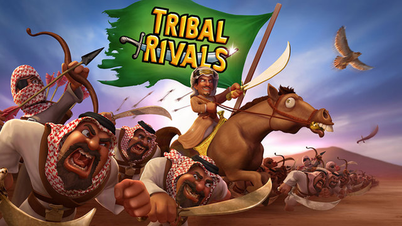 Tribal Rivals Gameplay IOS / Android
