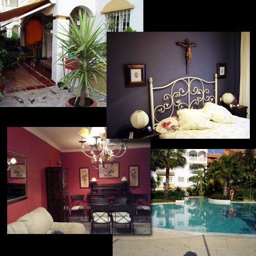 Alquiler Pisos Marbella Larga Temporada Particulares: Tu Casa En Marbella AL MEJOR PRECIO: Bajo Con Jardin
