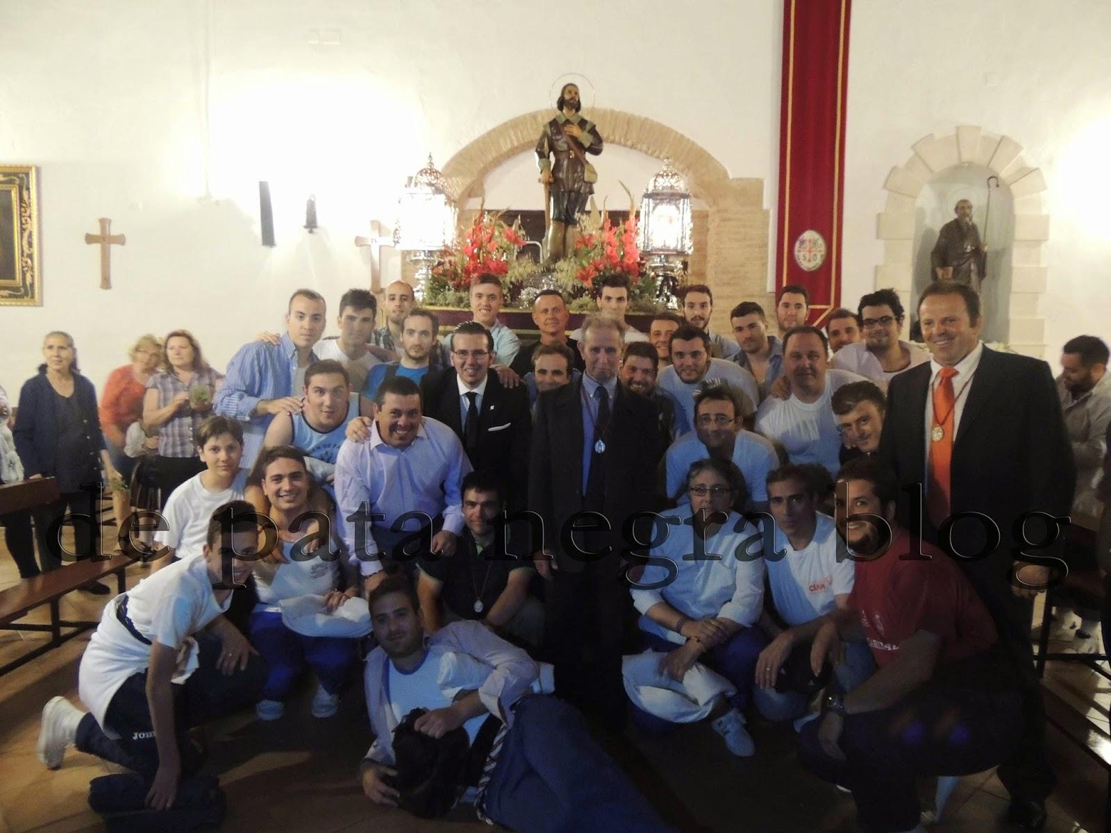 San Isidro, Almagro 2014