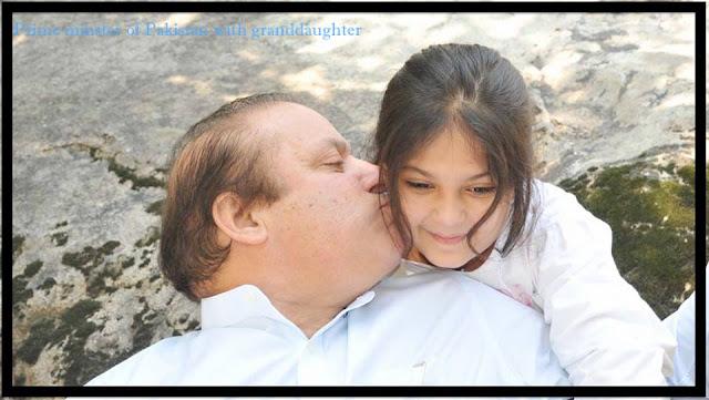 Nawaz Sharif Sons And Daughters Nawaz sharif loving his