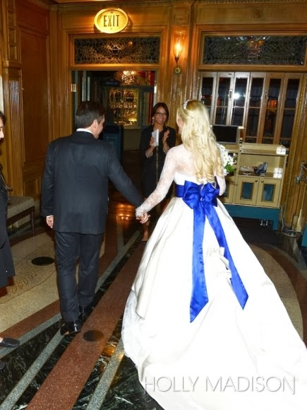 Budget Fairy Tale: New Photos from Holly Madison's Disneyland Wedding