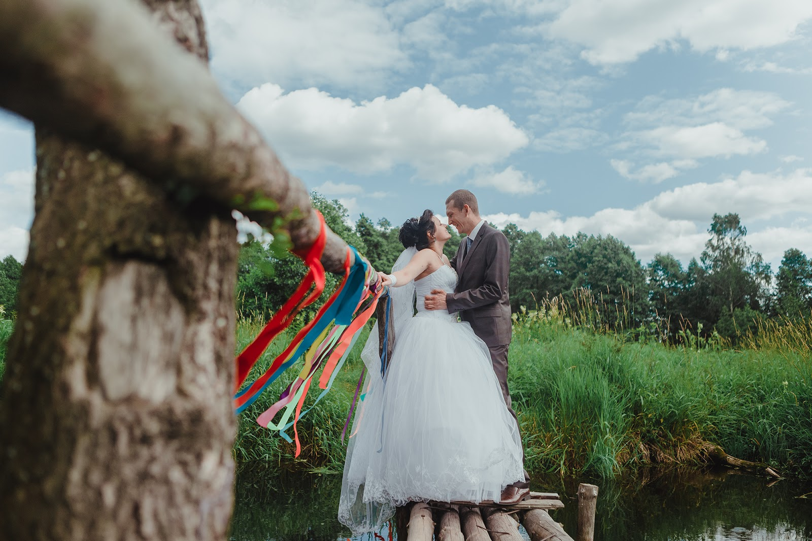 Фото и видеосъёмка на свадьбу во владимире