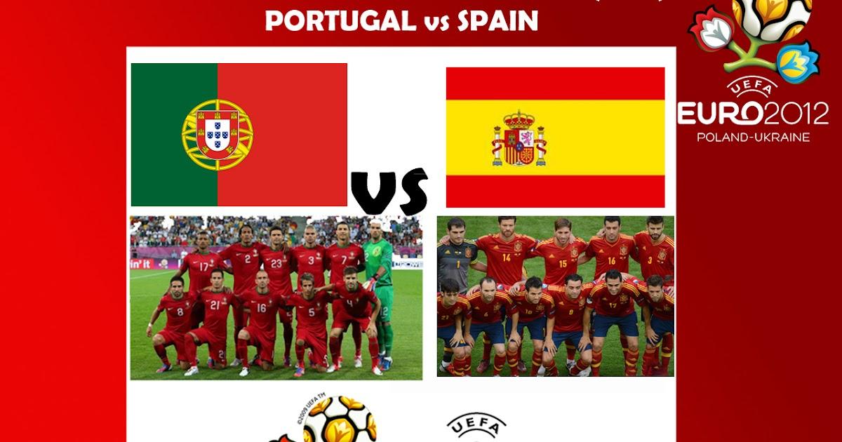fakta menarik portugal vs spanyol euro 2012 baru terbaca