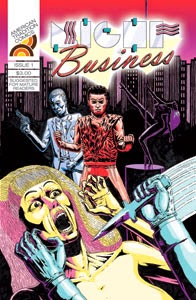 NIGHT BUSINESS, ISSUE 1 | ON SALE!