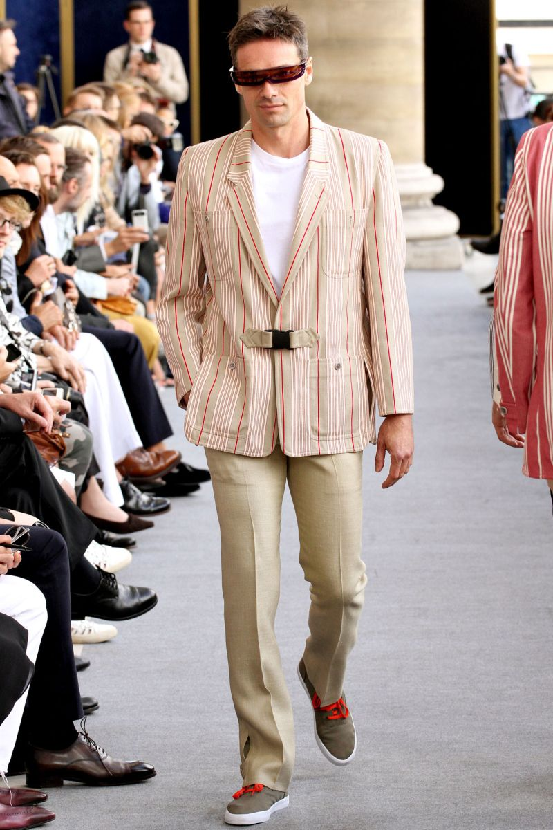I Am Fashion Pierre Cardin Spring Summer 2013 Menswear 3