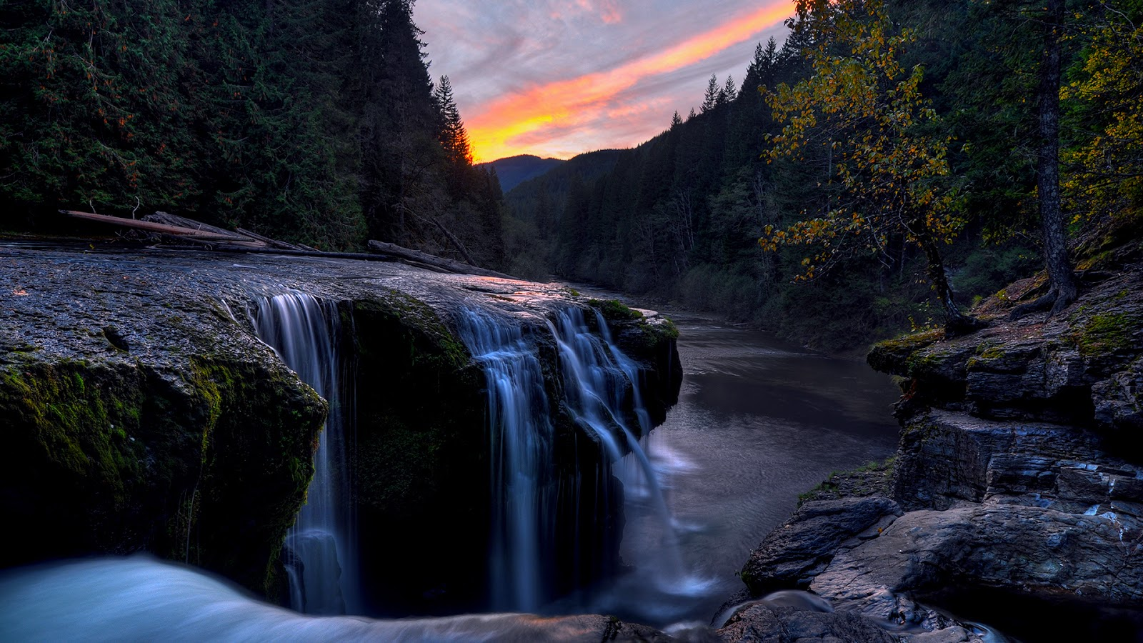 Computer desktop nature river wallpapers