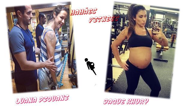 musculação na gravidez