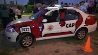 """POLICIA DE TANTI CON """"GOMAS"""" NUEVAS"""