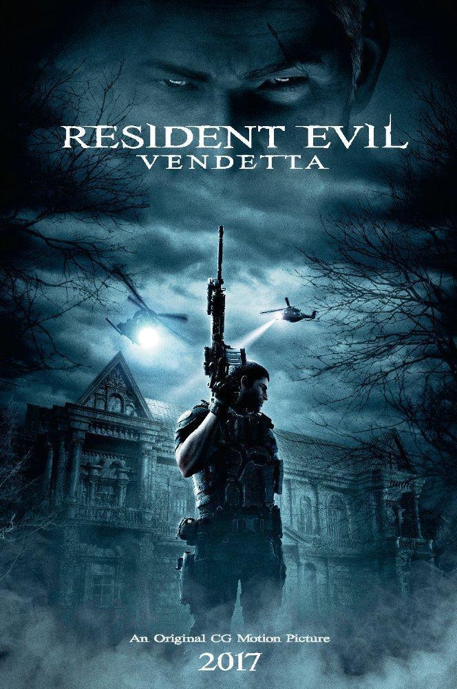 Resident Evil: Vendetta (2017) BrRip 1080p Latino