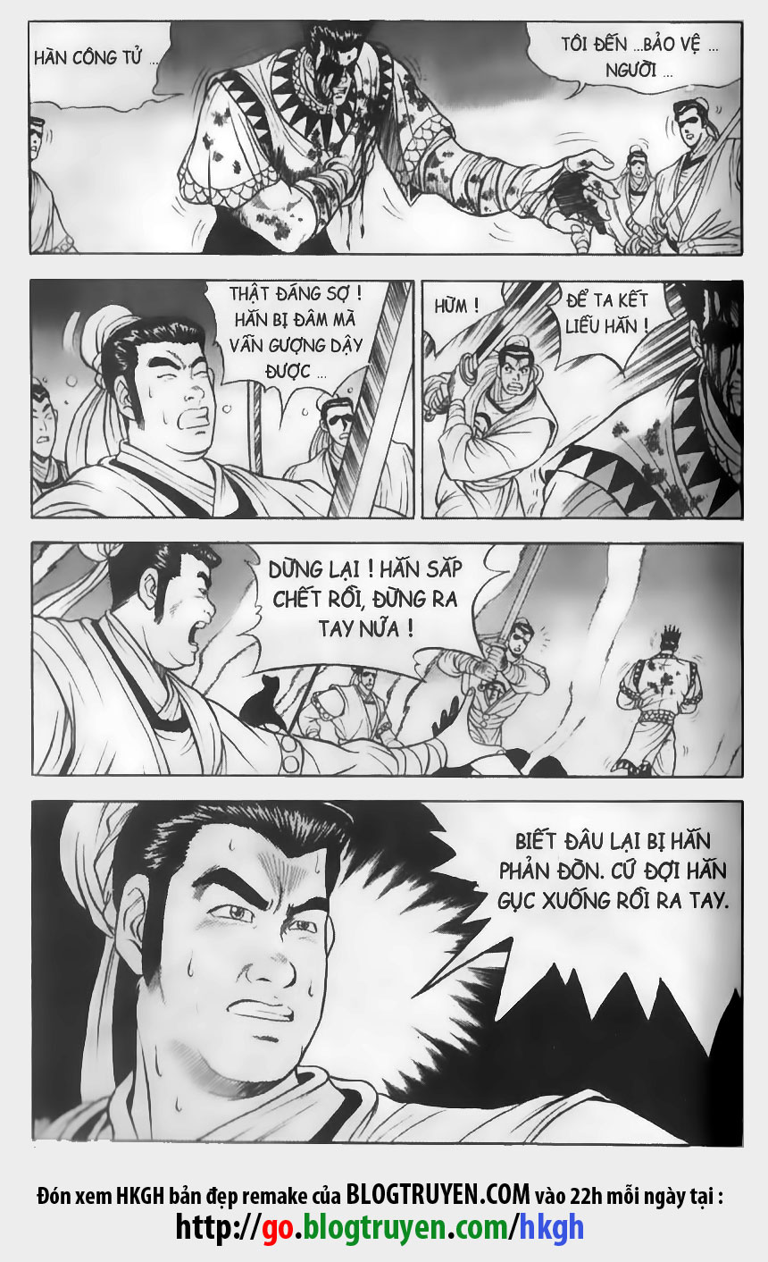 Hiệp Khách Giang Hồ chap 24 page 10 - IZTruyenTranh.com