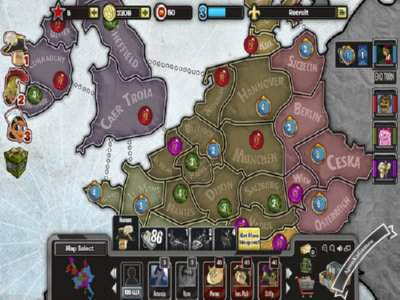 Risk 2012 Screenshots
