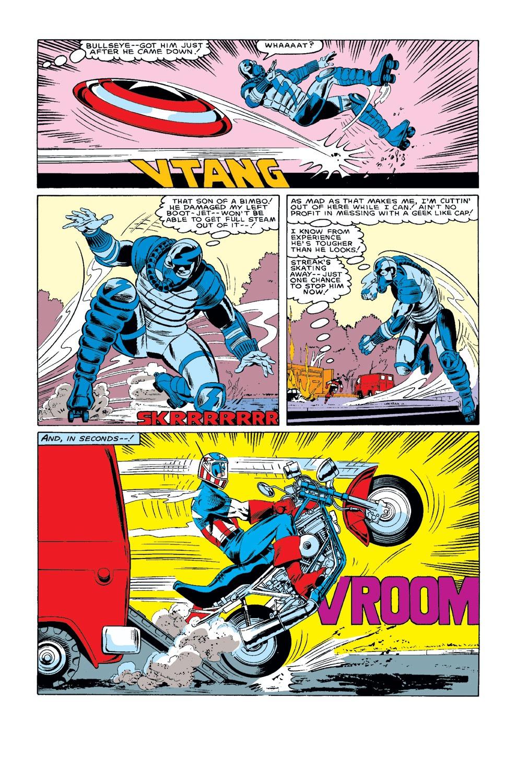 Captain America (1968) Issue #318 #246 - English 17