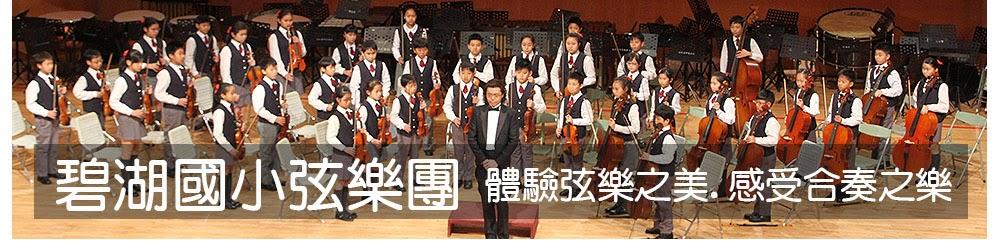 碧湖國小弦樂團