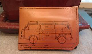 vanagon wallet
