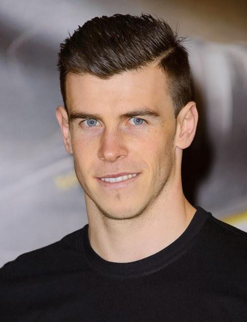 Gareth Bale saç stili ve yapımı   Erkek Saç Tasarım ve