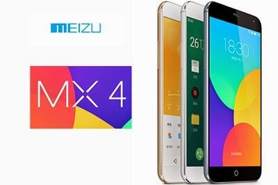 Harga dan Spesifikasi Meizu MX4