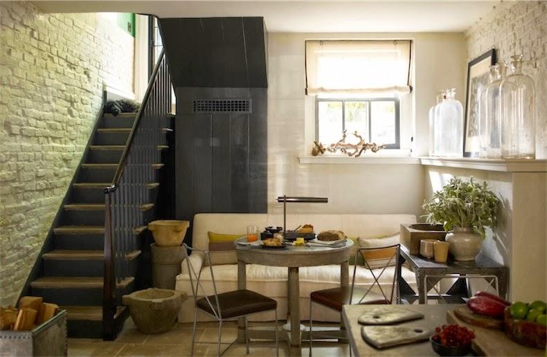 Una casa en nueva york refinada distinguia y serena house in new york refined and distinguished - Casas en nueva york ...