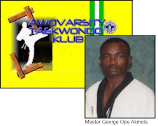 NIGERIAN UNIVERSITY PIONEER OF ORGANIZED TAEKWONDO 1977