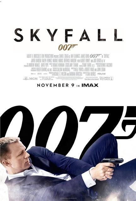 Skyfall (2012) DVDRip 650Mb Mkv