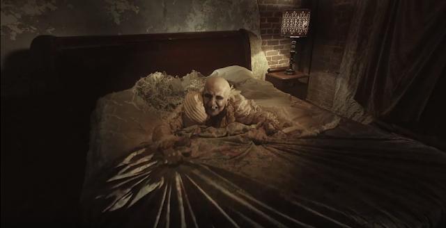 ¡Revelada la terrorífica cabecera de 'American Horror Story: Hotel'!