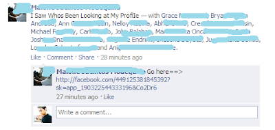 how to see who views your facebook profile and when