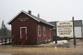 Seney Depot