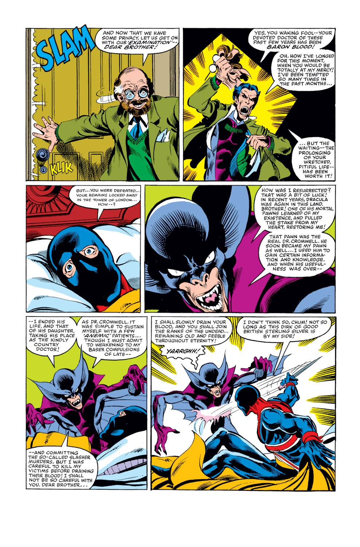Captain America (1968) Issue #254 #169 - English 16