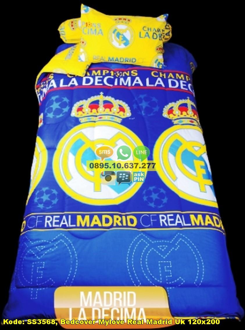 Jual Sprei Motif Harga Murah Yuk Mari Di Order Seprai 120 Real Madrid