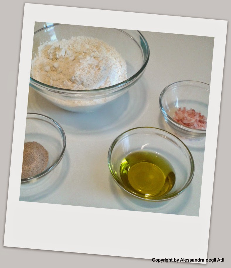 ingredienti ricetta salata